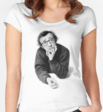 Sportin' Woody Women's Fitted Scoop T-Shirt