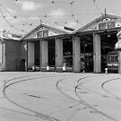 Bendigo Tram Workshop by BRogers