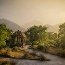 Mesmerizing Morning, Uparkot Fort, Junagadh, Gujarat by Biren Brahmbhatt