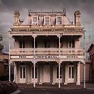 The Imperial Hotel by Robert Dettman