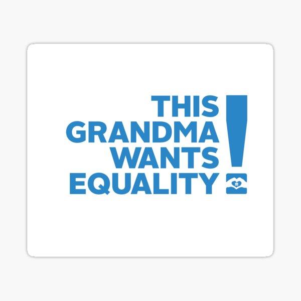 This Grandma! Sticker