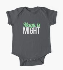 Magic is Might One Piece - Short Sleeve