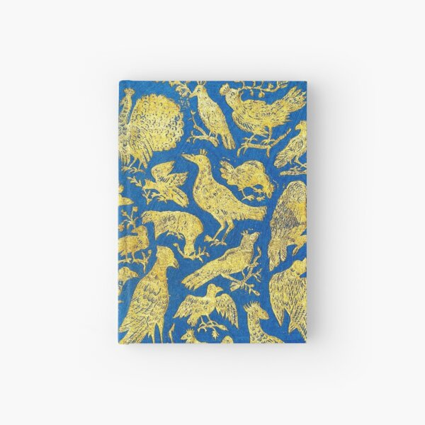 Antique Tapestry Hardcover Journal