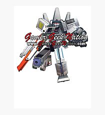 Nintendo Hybrid Transformer - Gamer Geek Nation Photographic Print