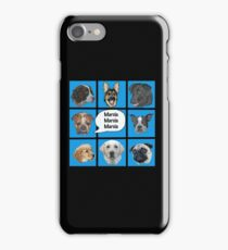 Silly dogs spoof  iPhone Case/Skin