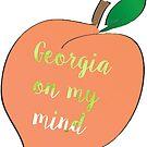 «Georgia On My Mind» de laneboston