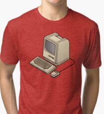 The Original Mac 128 Tri-blend T-Shirt