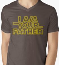 I Am Your Father Men's V-Neck T-Shirt