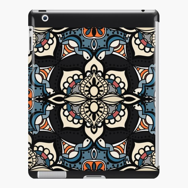Floral Pattern iPad Snap Case
