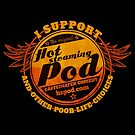 Support The Hot Steaming Pod! by latenitemedia