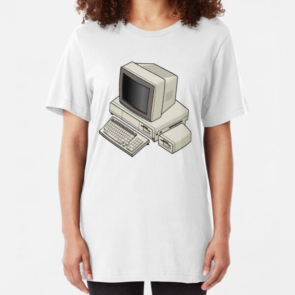 Amiga 1000 Slim Fit T-Shirt