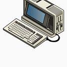 Sharp PC 7000 by Zern Liew