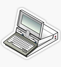 IBM PC Convertible 5140 Sticker