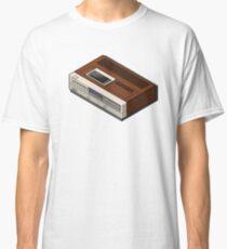 Vintage Woodgrain VCR Classic T-Shirt