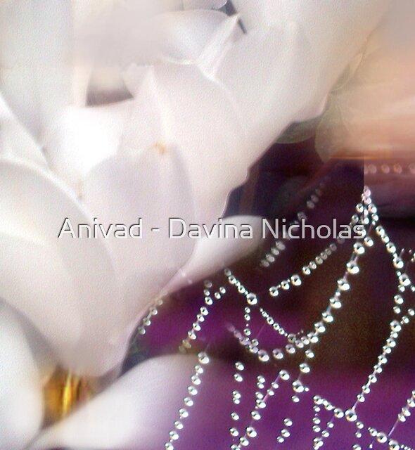 The great romance by Anivad - Davina Nicholas