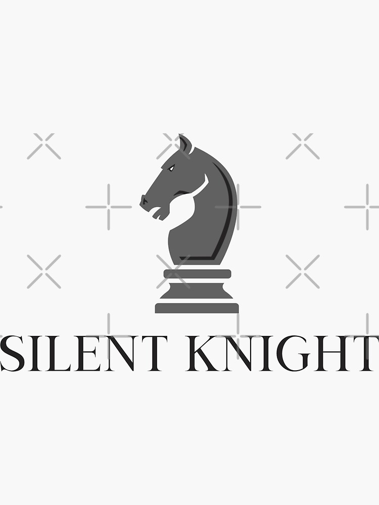 Silent Knight by up4tee