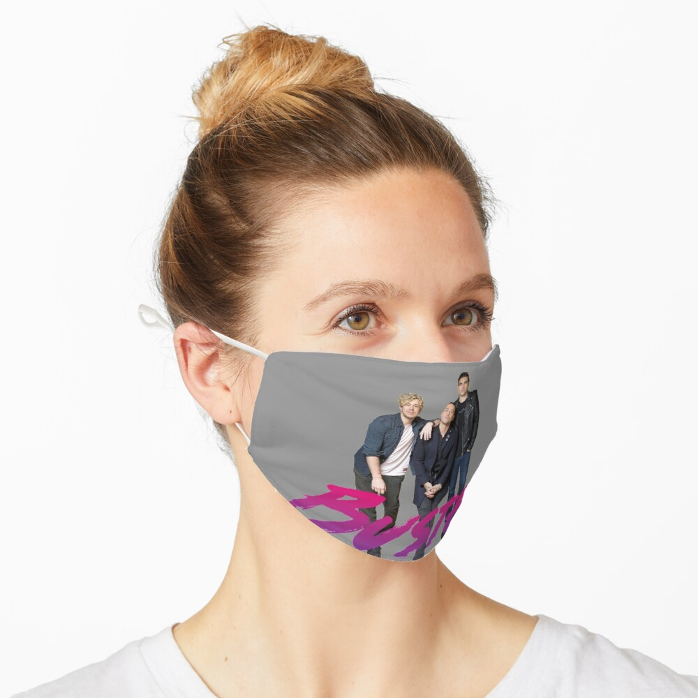 Busted Night Driver Mask