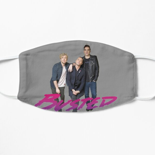 Busted Night Driver Flat Mask
