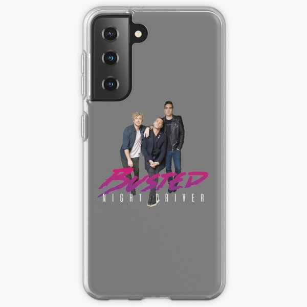 Busted Night Driver Samsung Galaxy Soft Case