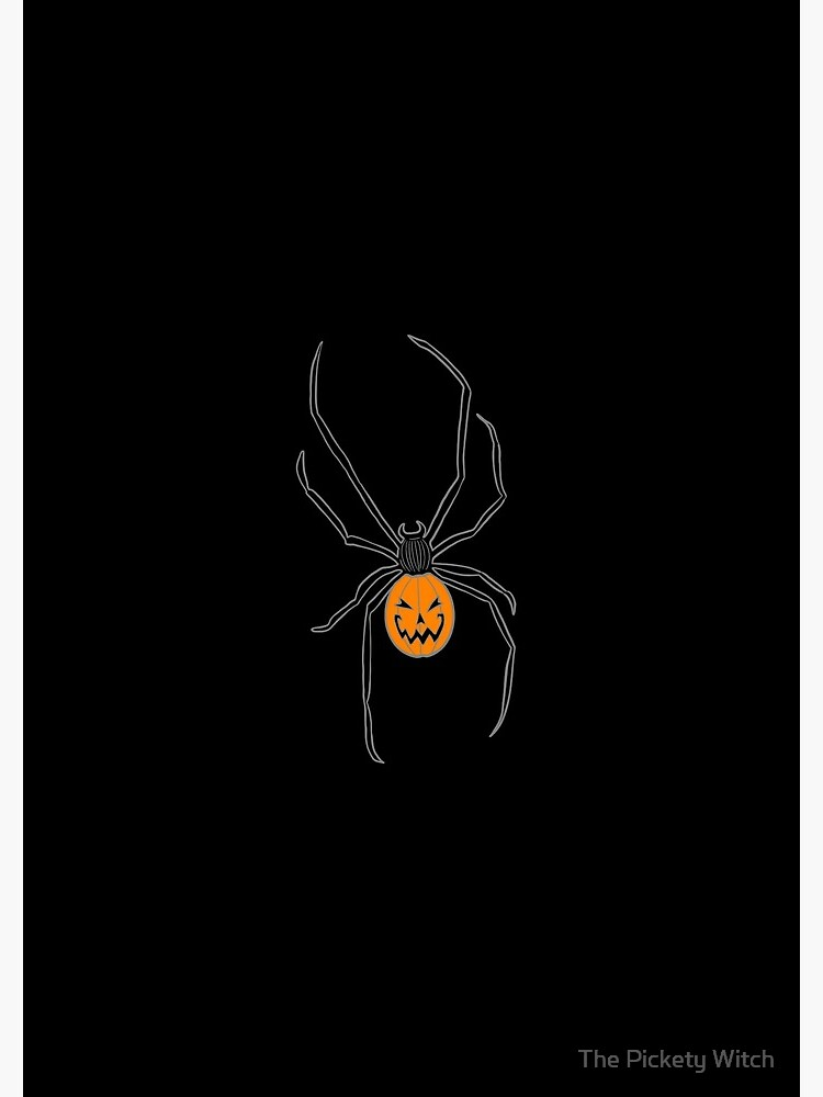 Jack-o'-Spider by PicketyWitch23