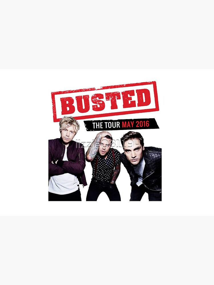 Busted Tour 2016 by lizzie081194