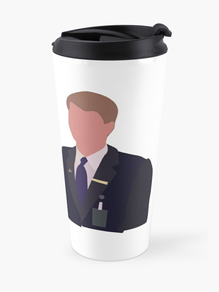 Alternate view of Kenneth Parcell The Devil's Temperature Travel Mug