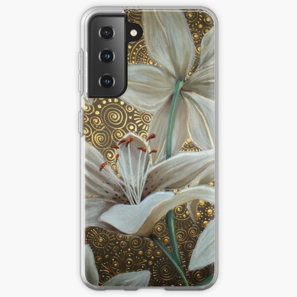Lilies on Parade Samsung Galaxy Soft Case