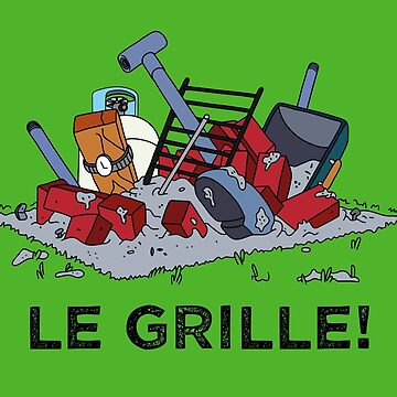 Le Grille! by rubenwills