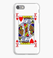 Smartphone Case - King of Hearts iPhone Case/Skin