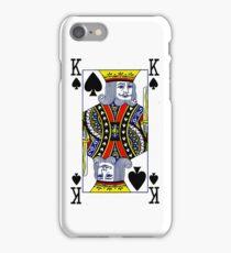 Smartphone Case - King of Spades iPhone Case/Skin