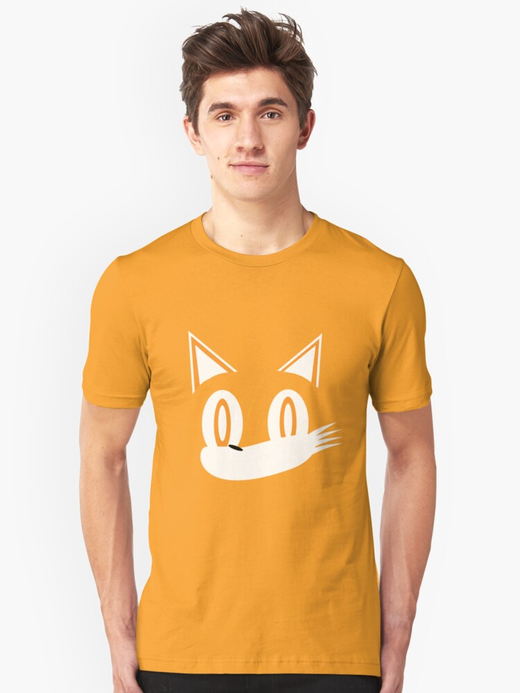 Miles Tails Prowler Unisex T-Shirt Front
