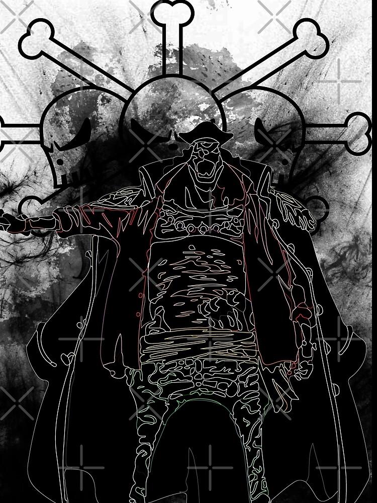 Kurohige Awakening by ryukrabit