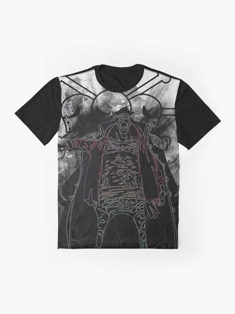 Alternate view of Kurohige Awakening Graphic T-Shirt