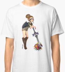 Kickass Zelda Classic T-Shirt