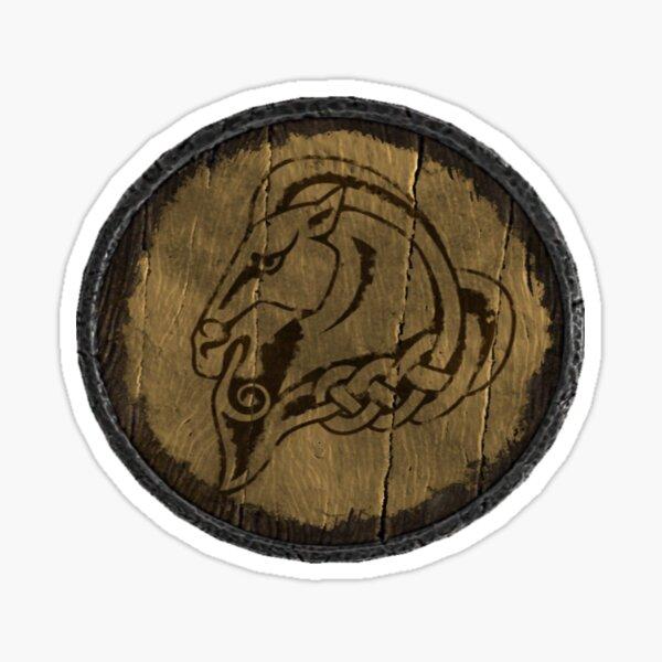Whiterun Logo (Hold guard shield) Sticker