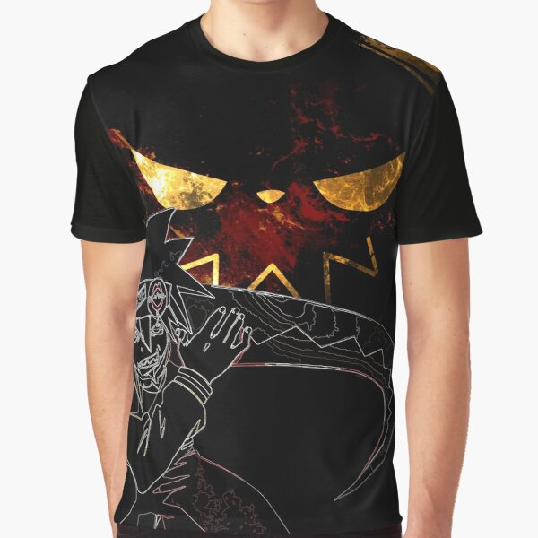 Scythe Awakening Graphic T-Shirt