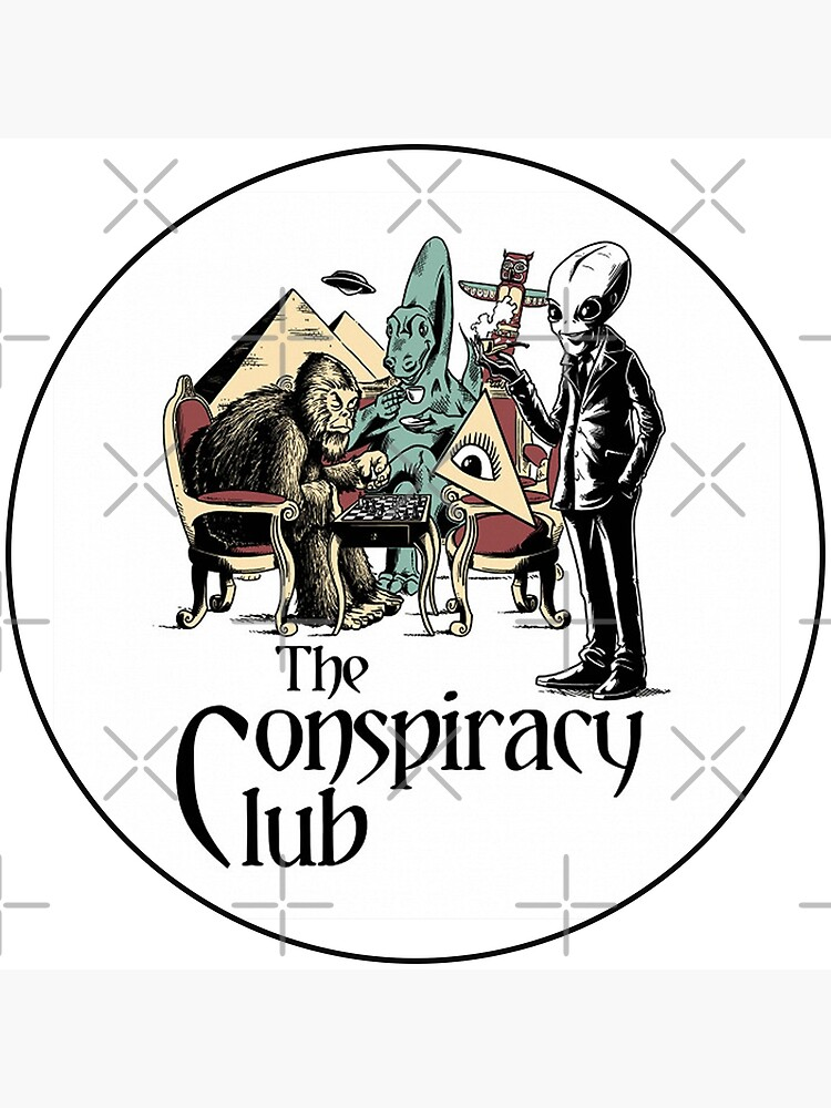 The Conspiracy Club by poland-ball