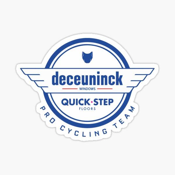 Deceuninck Quick Step - Tour de France Sticker