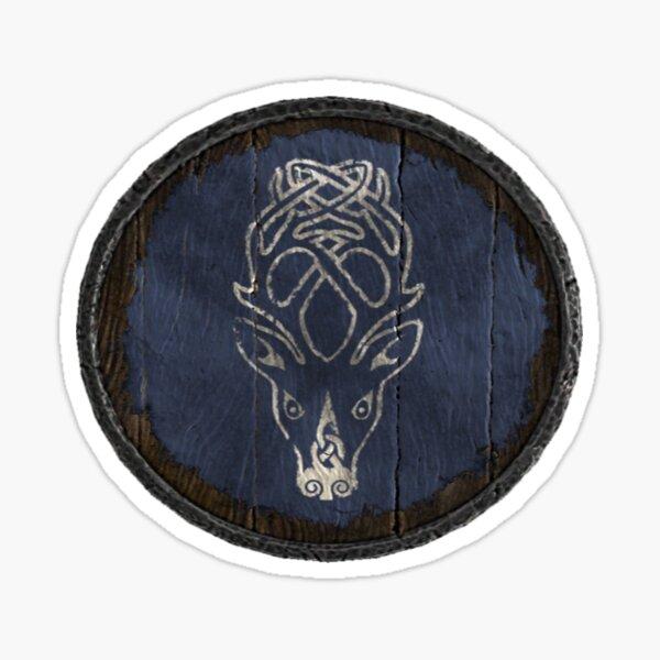 Skyrim Falkreath Guards Shield (Hold shield) Sticker