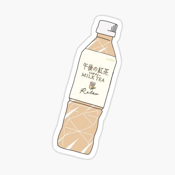 Milk Tea Soft Drink  Sticker
