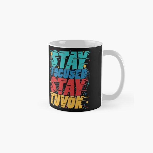Stay Focused Stay Tuvok Classic Mug