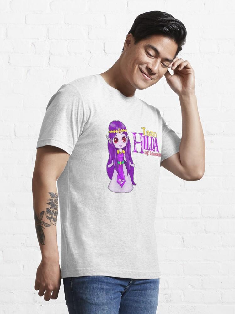 Alternate view of Team Hilda of Lorule Essential T-Shirt