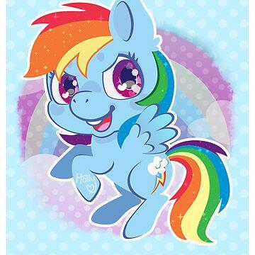 Rainbow Dash by cutegalaxy