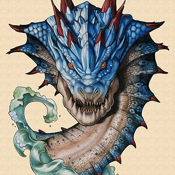 Lagiacrus by BadheadGadroon