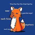 Such Foxe by fishbiscuit