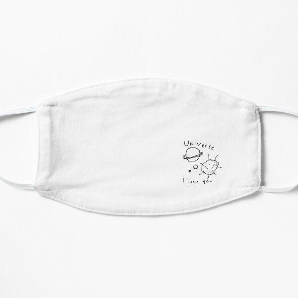 Matthew Gray Gubler Art Sticker Flat Mask