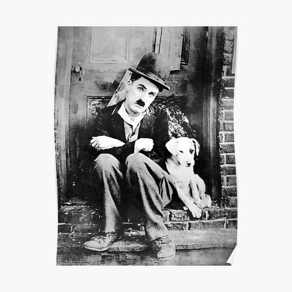 Chaplin - Dog Life - D17 Póster