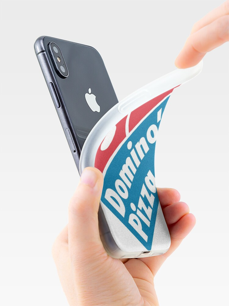 Alternate view of Dominos Pizza Logo iPhone Case & Cover