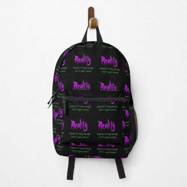 Reality Backpack