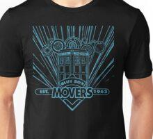 Blue Box Movers Unisex T-Shirt